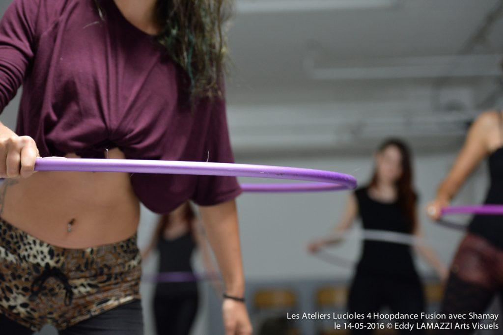 cours de hoopdance fusion avec shamay by Eddy Lamazzi