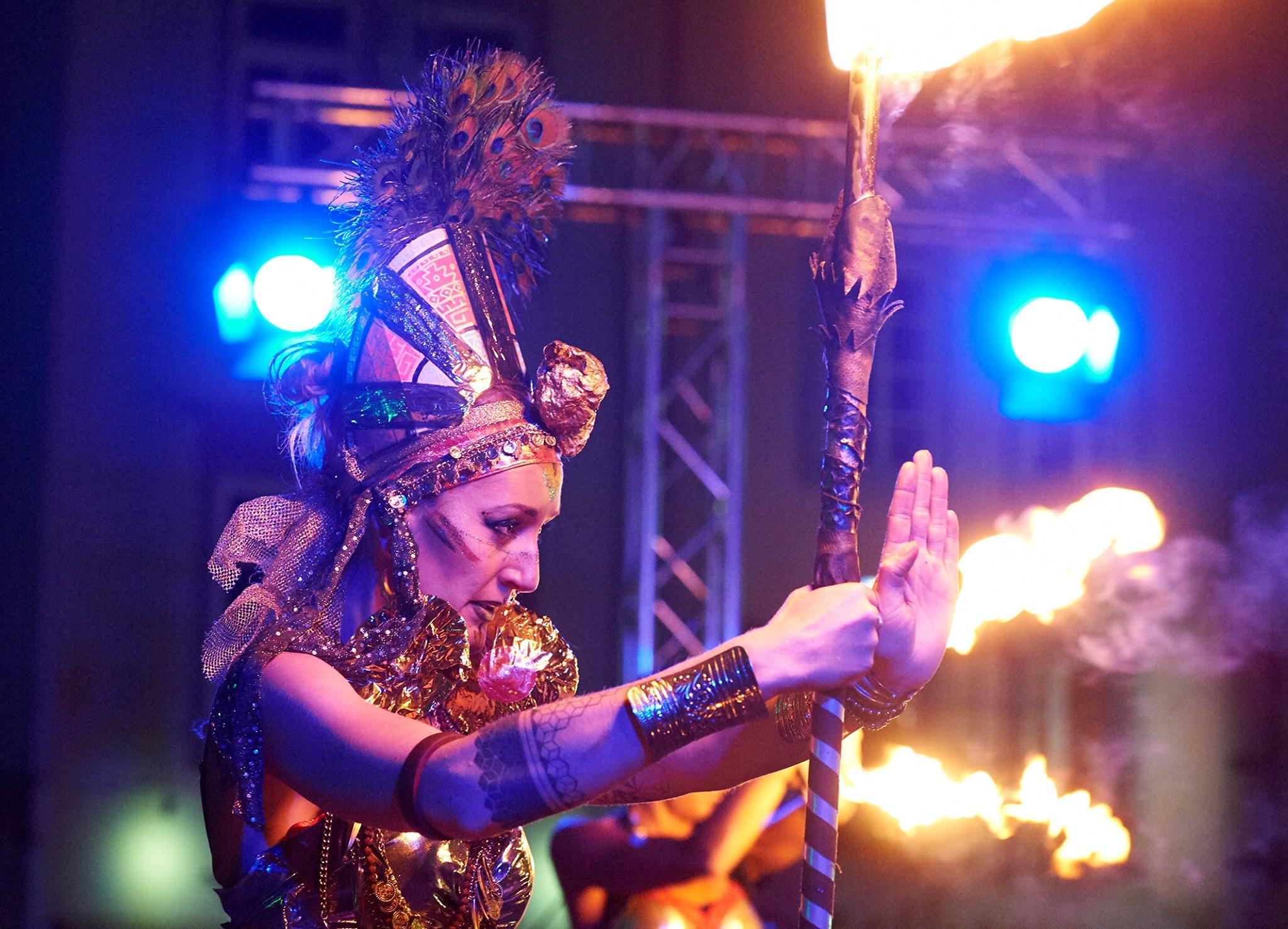 Mayan Godesse