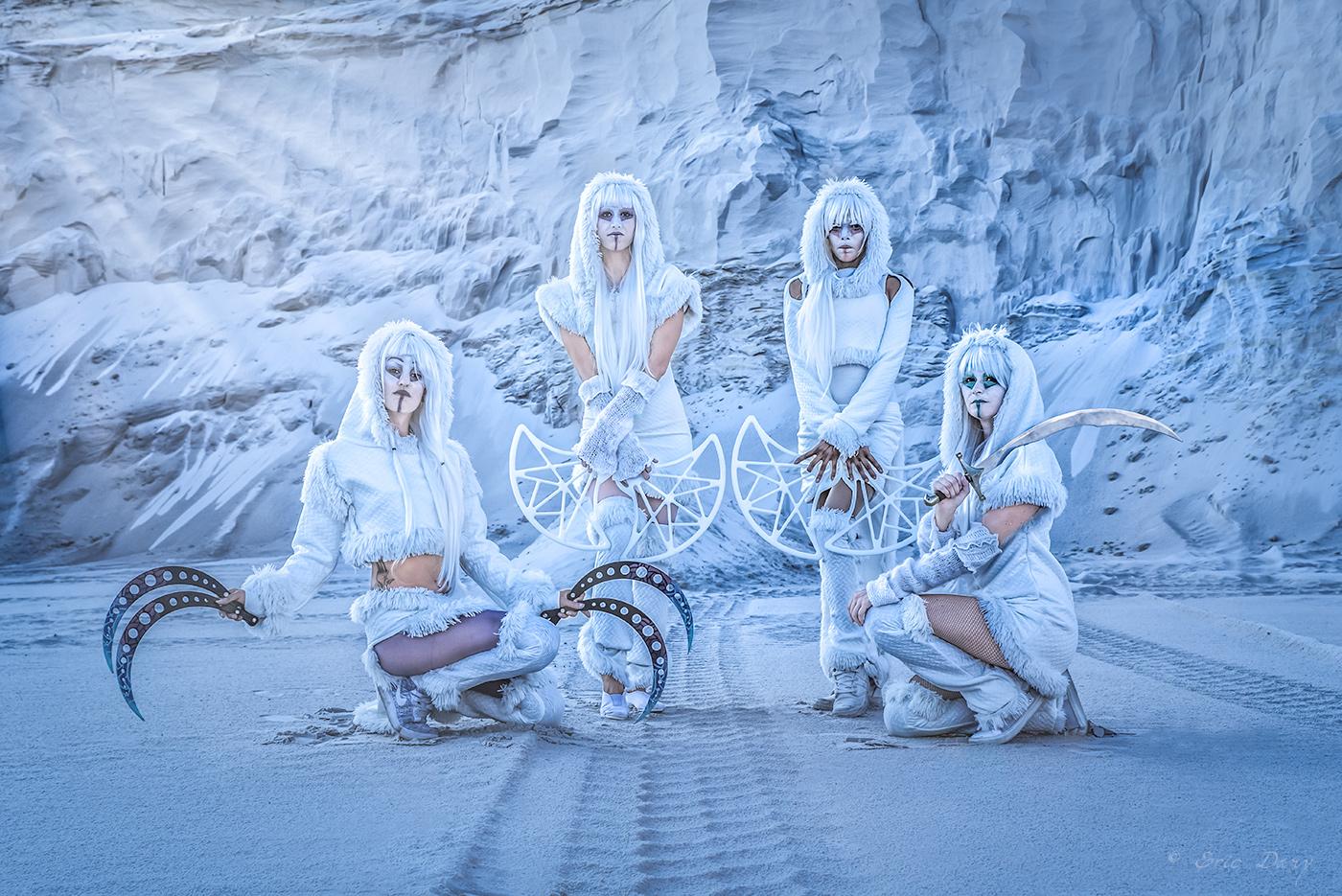 Anapka votre spectacle de l'hivers