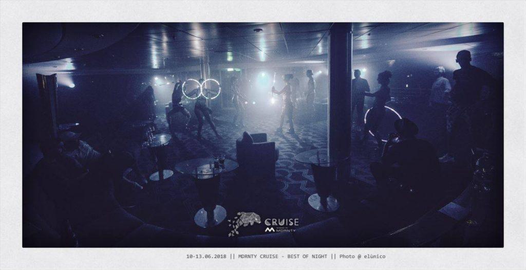 show LED dance