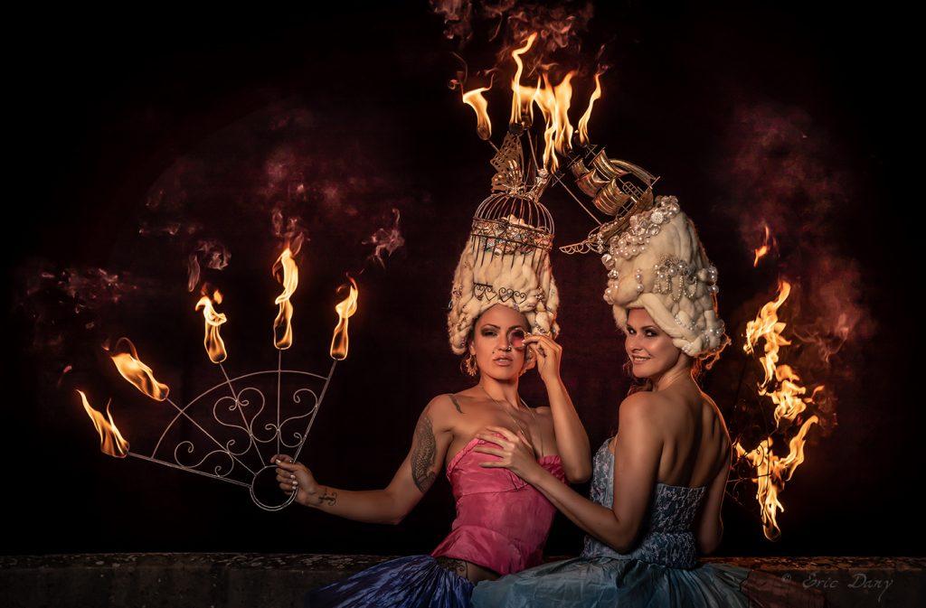 Versailles FireShow